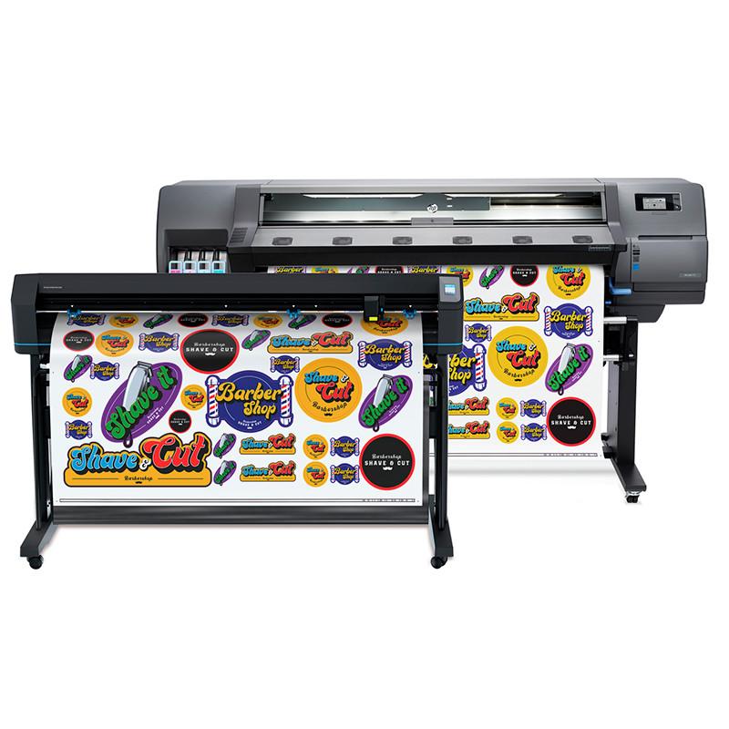 HP Latex Print & Cut 115 Plus