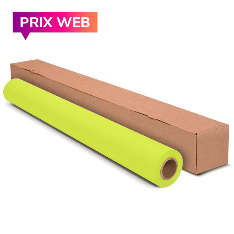 Papier M1 jaune fluo 130g